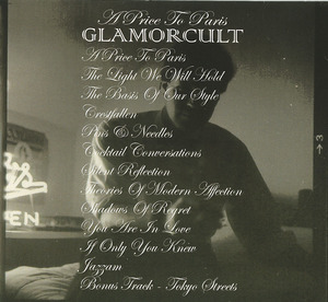 Cd glamor cult a price to paris back