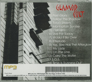 Cd glamor cult   moments of glamor 1984   1994 jewel