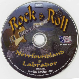 Cd va rock   roll comes to newfoundland dvd