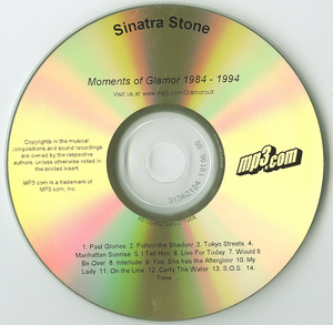 Cd glamor cult   moments of glamor 1984   1994 cd