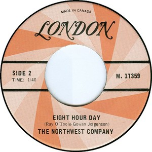 Northwest company eight hour day london
