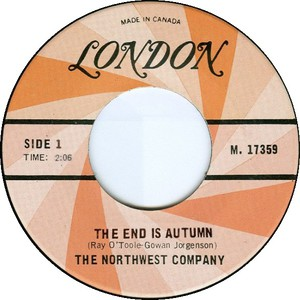 The northwest company the end is autumn 1967