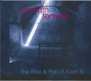 Cd 7th temple the rise and fall of atlantis front
