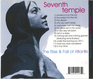 Cd 7th temple the rise and fall of atlantis back