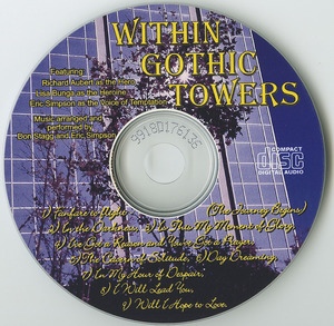 Cd within gothic towers cd