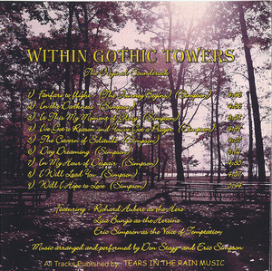 Cd within gothic towers back