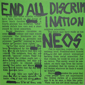 Neos   end all discrimination %28ep%29 front