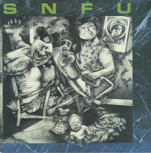 Snfu better than a stick in the eye front
