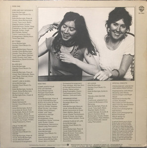 Kate and anna mcgarrigle st back