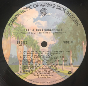 Kate and anna mcgarrigle st label 02