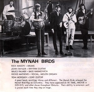 Mynah birds late 1965