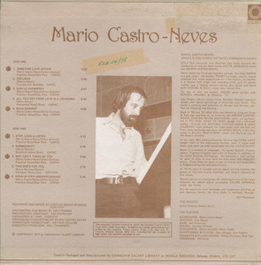 Mario castro neves stop look listen back