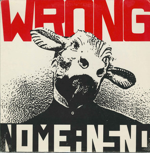 Nomeansno wrong sealed front