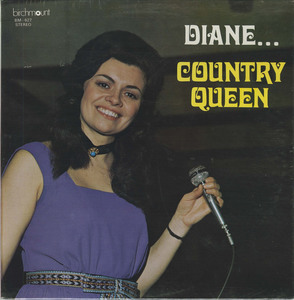 Diane leigh country queen front