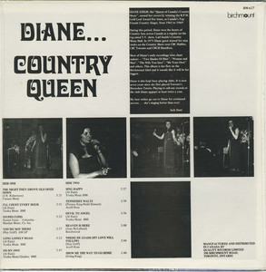 Diane leigh country queen back