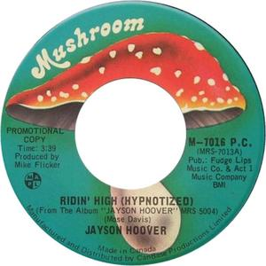 Jayson hoover ridin high hypnotized mushroom