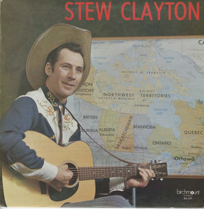 Stew clayton my canadian home front