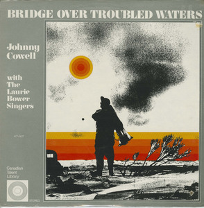 Johnny cowell orchestra   bridge over troubled waters front