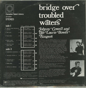 Johnny cowell orchestra   bridge over troubled waters back