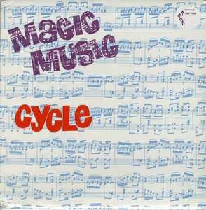 Thecycle magic music front