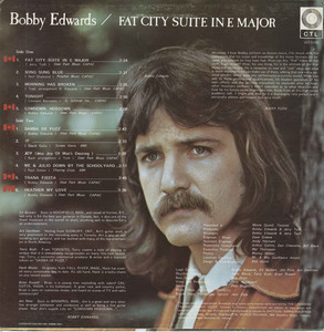 Bobby edwards   fat city suite in e major back