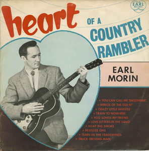 Earl morin   heart of a country rambler front