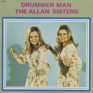 Allan sisters drummer man front