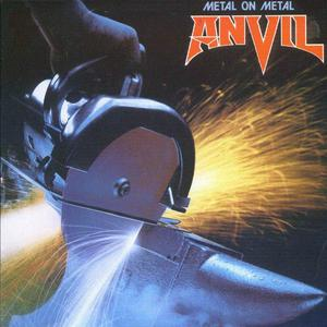Anvil   metal on metal   front