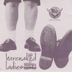 Barenaked ladies cbc variety recordings