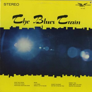 Blues train   st 1970 front