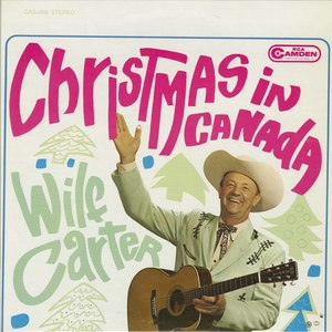 Wilf carter christmas in canada front