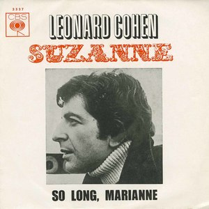 45 leonard cohen suzanne so long marianne portugal ps