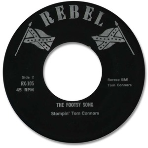 Stompintom discography singles rebel 001