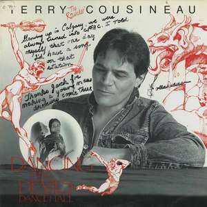Terry cousineau dancing in the devil's dancehall front