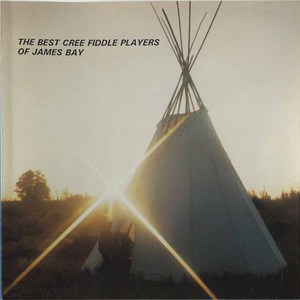 Cd cree fiddle players of james bay front