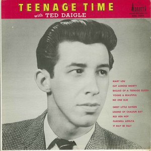 Ted daigle teenage time front