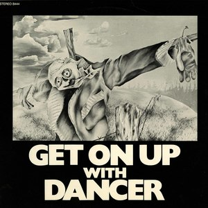 Dancer get on up with front