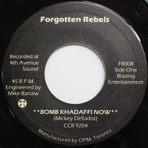 45 forgotten rebels bomb khadaffi now a