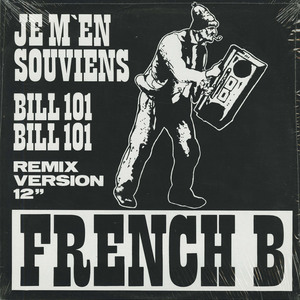 French b bill 101 12'' front