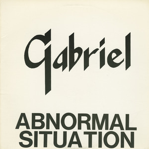 Gabriel abnormal situation front