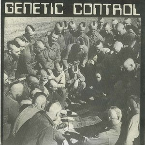 45 genetic control st ep pic sleeve front rare