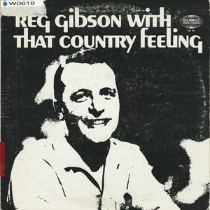 Reg gibson with that country feeling front