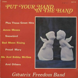 Greatrix freedom band put your hand in the hand front reduced