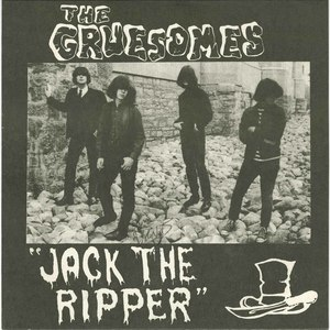 45 gruesomes jack the ripper front