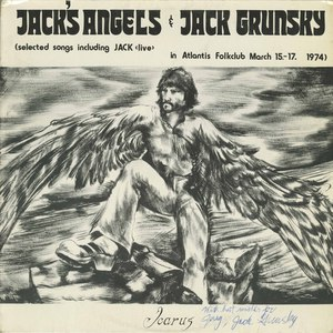 Jack grunsky jacks angels