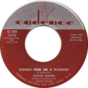 Joyce hahn gonna find me a bluebird 1957 5