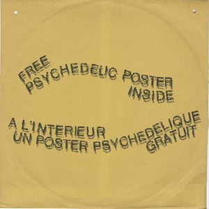 Intersystems free psychedelic poster inside front