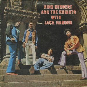 King herbert and the knights with jack harden