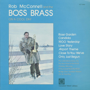 Rob mcconnell and the boss brass   on a cool day front