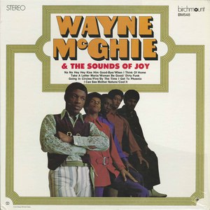 Wayne mcghie   the sounds of joy st front